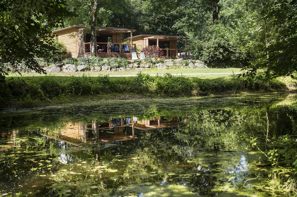 Camping Huttopia Beaulieu