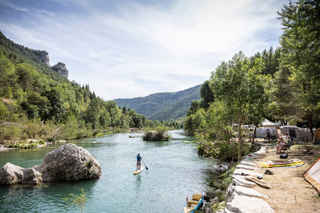 Huttopia Gorges du Tarn